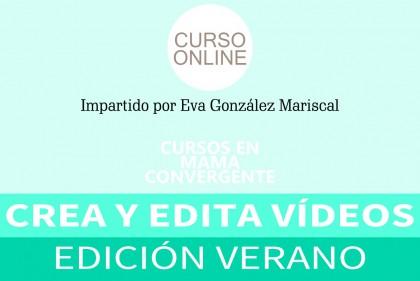 curso online crea y edita videos online
